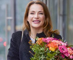"""40-letnia Anna Dereszowska zaszła w ciążę. """"Najpiękniejszy dzień w moim życiu"""""""