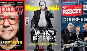 Ile milionów Tadeusz Rydzyk dostał od rządu? Przegląd tygodników