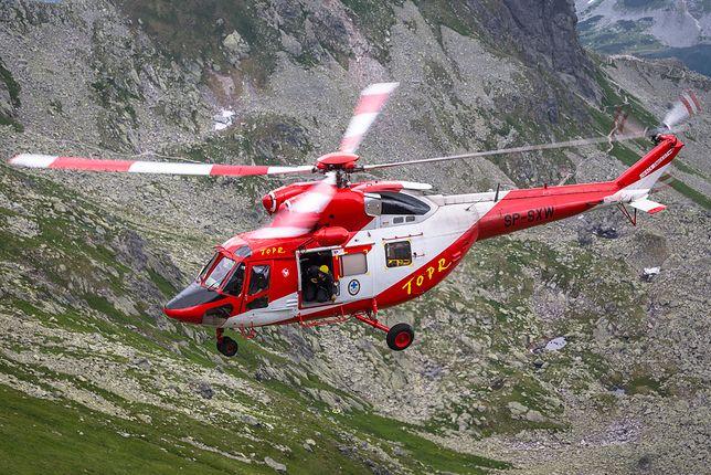 To już kolejny raz w ostatnim czasie, gdy ratownicy muszą pomagać turystom