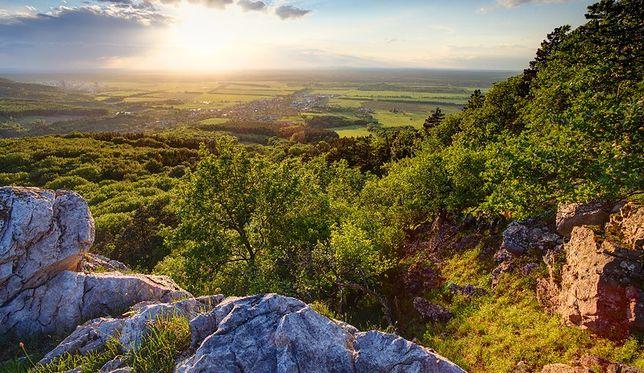 Słowacja - płoną lasy w Karpatach