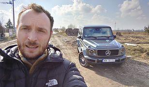 Nietypowy test nowego Mercedesa klasy G: jak się żyje z luksusową terenówką na co dzień