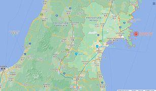 Japonia. Silne trzęsienie ziemi w Miyagi. Wydano ostrzeżenie o tsunami