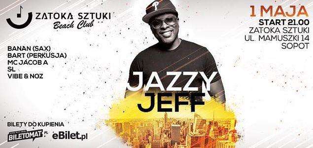 Jazzy Jeff i Café Mambo w Sopocie