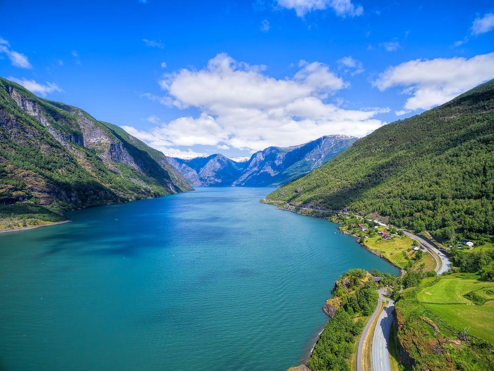 Norwegia - wśród fiordów