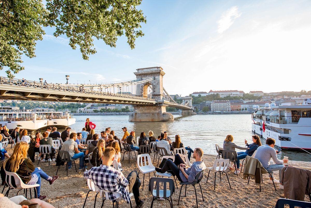 Budapeszt - zdjęcie ilustracyjne