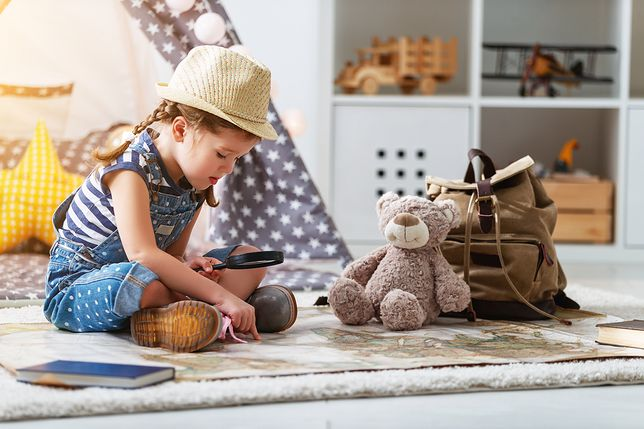 Zabawki interaktywne dla 4-latka
