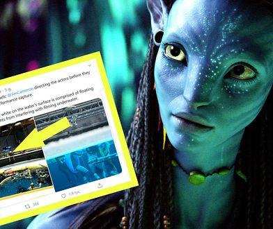 """Kolejne zdjęcia z zza kulis """"Avatara 2"""" trafiły do sieci"""