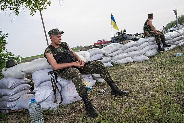 Ukraińcy nie chcą umierać za Donbas. Uchylają się od mobilizacji