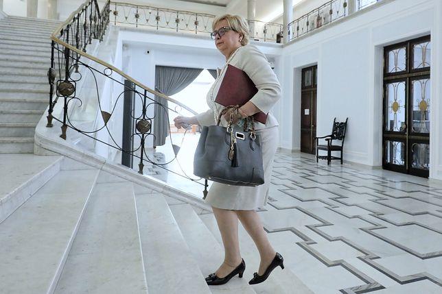 Czy Małgorzata Gersdorf wybiera się na urlop?