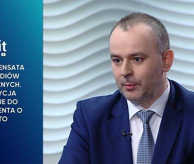 Niemal 2 mld zł dla TVP? Paweł Mucha o spotkaniu prezydenta i prezesa PiS