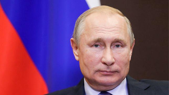 Rosja. Obecna kadencja Władimira Putina kończy się w 2024 roku. Najprawdopodobniej będzie jednak rządził znacznie dłużej