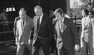 Edward Gierek pełnił funkcję I sekretarza KC PZPR przez 10 lat