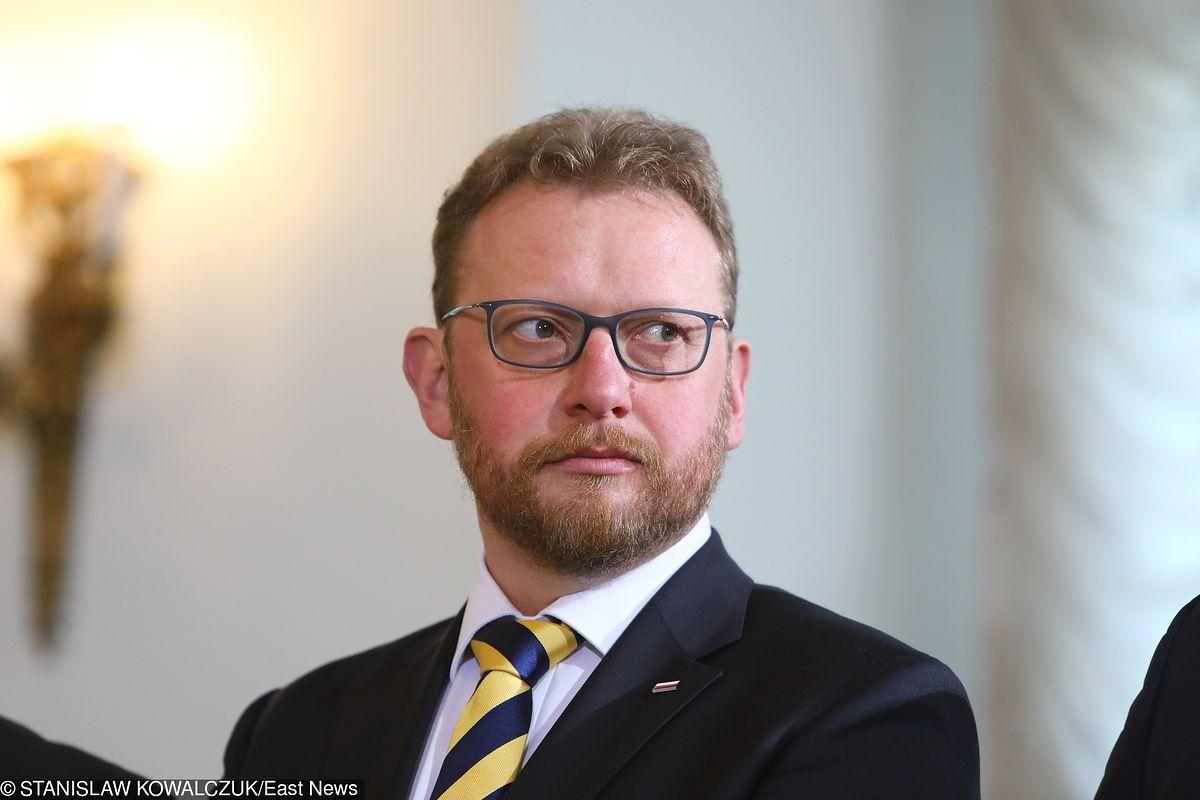 """Łukasz Szumowski, czyli """"minister zagadka"""". O nominacji dowiedział się dzień przed powołaniem"""