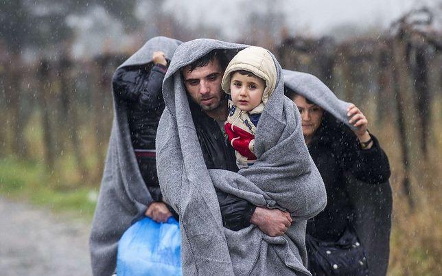 """Przyjął rodzinę uchodźców. """"Zrobiłem to dla siebie"""""""