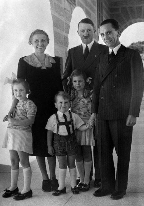 Potworna zbrodnia. Przyjaciółka Hitlera zabiła 6 dzieci