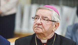 Arcybiskup metropolita gdański Sławoj Leszek Głódź