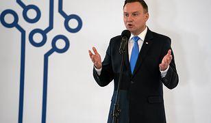 """Słowa Andrzeja Dudy na temat reparacji """"rzucają cień"""" na niemiecko-polskie konsultacje"""