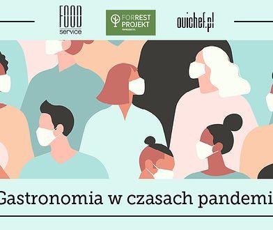 Nowa rzeczywistość restauracji, czyli  OuiChef.pl, For Rest Projekt i Food Service w służbie dla gastronomii