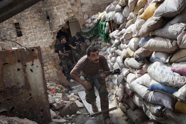Syryjscy rebelianci zaatakowali więzienie w Aleppo
