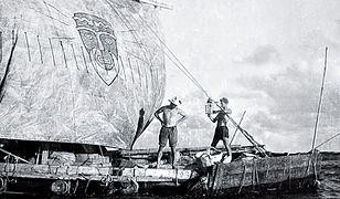 Thor Heyerdahl. Żeglarz, który nie umiał pływać