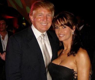 Karen McDougal opublikowała zdjęcie z Donaldem Trumpem w 2015 roku na Twitterze.