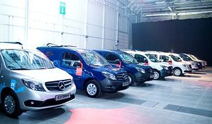 Mercedes-Benz Citan wjeżdża na polski rynek