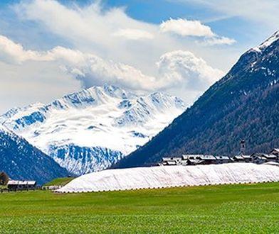 Włosi magazynują tegoroczny śnieg. Ma się przydać w przyszłym sezonie