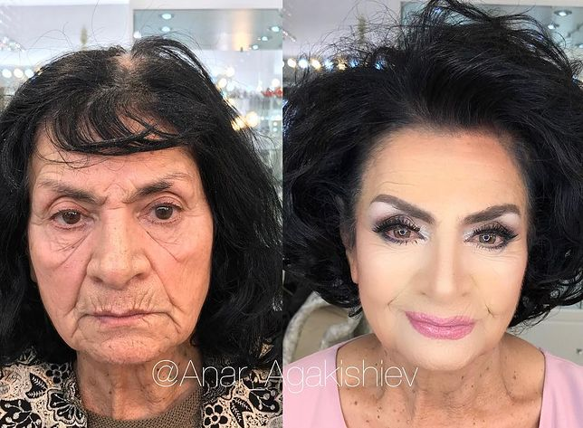 Spektakularne metamorfozy starszych pań. 80-latki wyglądają jak 40-latki