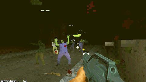 SHAMBLES — prosta darmowa strzelanka twórcy Minecrafta