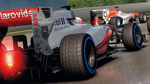 Nowy zwiastun F1 2013 — Classic Edition Trailer