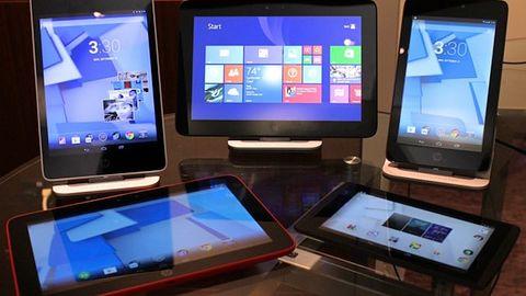 Hewlett-Packard prezentuje nowe tablety z systemami Windows i Android