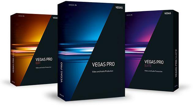 VEGAS Pro i Movie Studio tańsze nawet o 65% do końca listopada