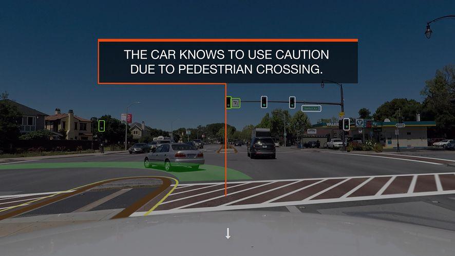 Civil Maps pokazuje, co widzi autonomiczny samochód