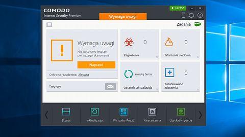 Kaspersky nie podołał, ale Comodo Internet Security jest już zgodny z Windows 10