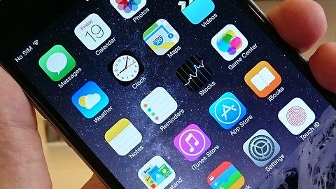 Błąd w iOS 10: by zawiesić iPhone'a, wystarczą trzy palce