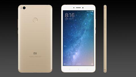 Xiaomi Mi Max 2 oficjalnie: ponad 6 cali, 4 GB RAM i niska cena