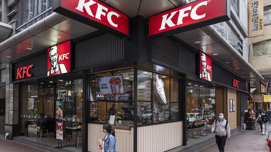 Studenci znaleźli lukę w aplikacji KFC