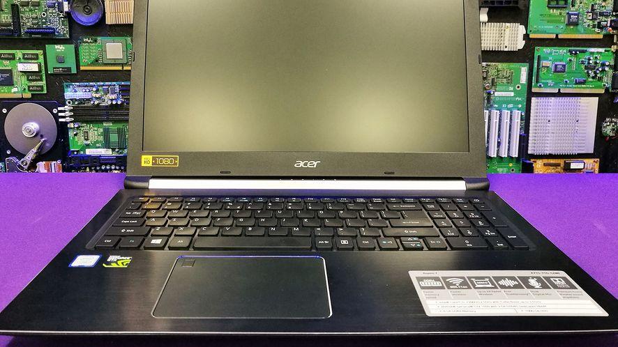 Acer Aspire 7, niedrogi, uniwersalny notebook, do gier i nie tylko