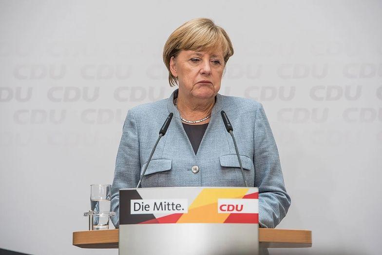 Wyniki wyborów w Niemczech. Dramat partii Angeli Merkel
