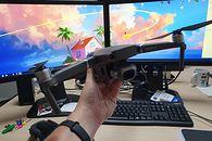 Inna perspektywa: dron w służbie promocji