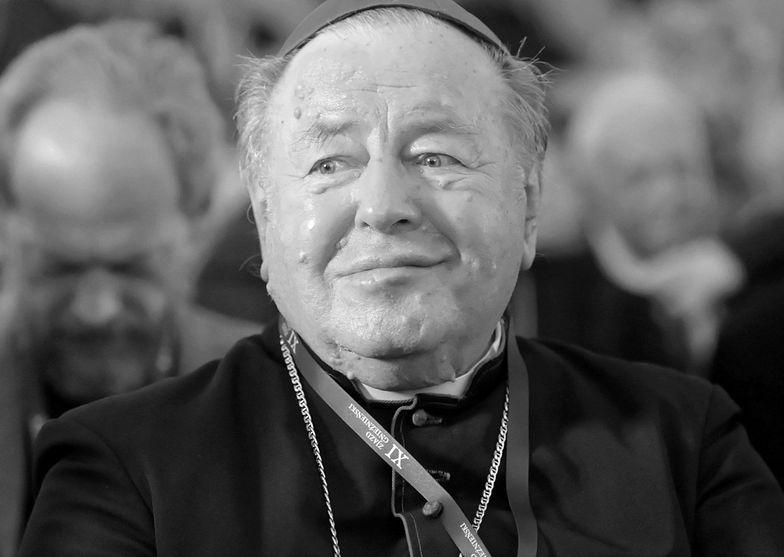 Emerytowany biskup zmarł. Był zakażony koronawirusem