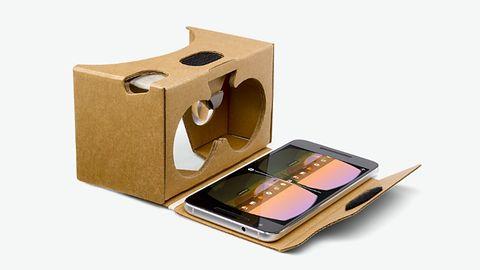 Google otwiera Cardboarda. Kartonowe gogle VR przechodzą na open source