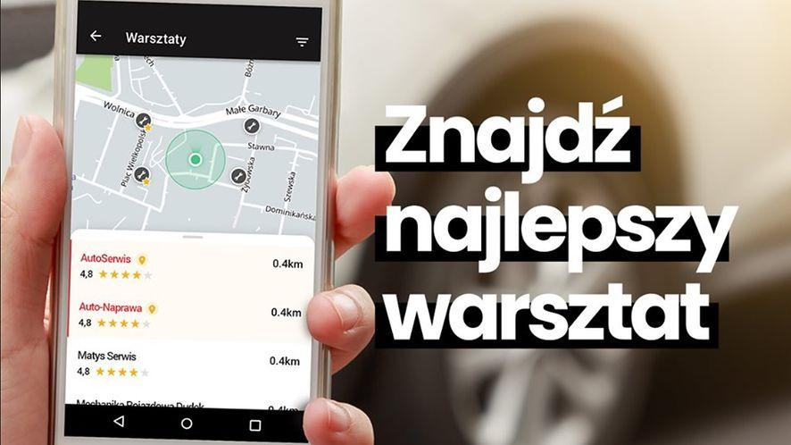 Nowość w aplikacji Yanosik
