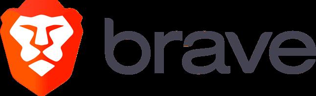 Logo przeglądarki Brave