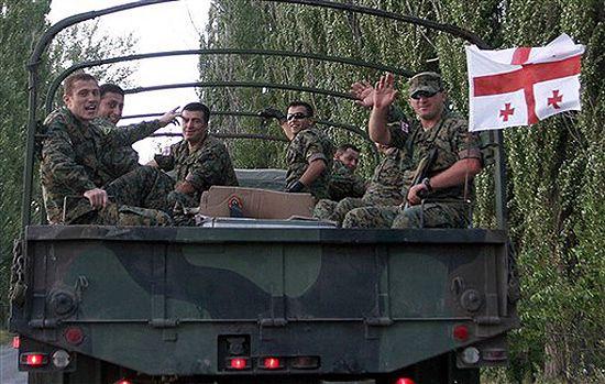 Rosja grozi Gruzji. Na Kaukazie znów wybuchnie wojna?