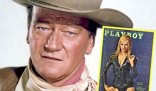 """W 1971 r. John Wayne udzielił """"Playboyowi"""" skandalicznego wywiadu"""