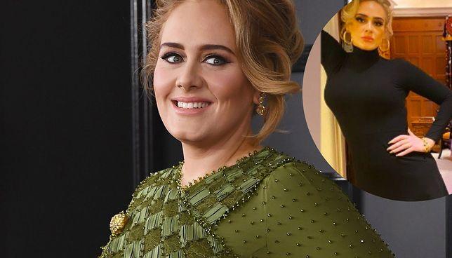 Adele przeszła spektakularną metamorfozę. Zdjęcie z urodzin wypłynęło do sieci