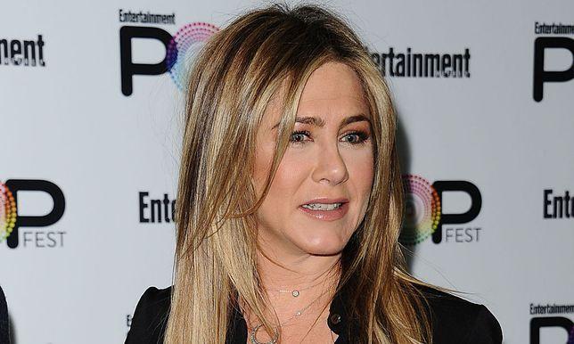 Jennifer Aniston podobno walczy z nałogiem.