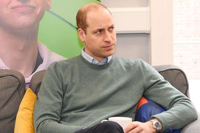 Książę William powiedział ostre słowa do Harry'ego. Nikt nie chciałby usłyszeć tego od brata