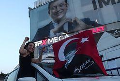 Turcja. Kandydat opozycji wygrywa w Stambule